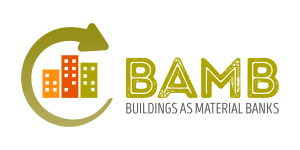 Logo BAMB - Buildings As Material Banks
